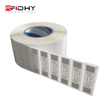 In Stock UHF Inlay 860~960MHz Printable Alien H3 RFID Label