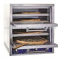 Industrial Bakery Electric/Gas Pizza Oven