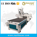 atc vacuum cnc router wood carving machine