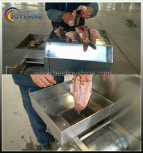 High productivity promotion fish meat and fish meat debone separator machine