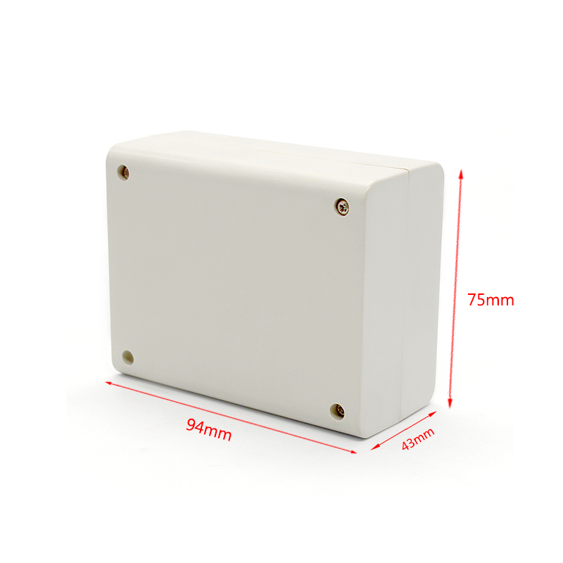 Abs injection box china plastic electrical cover