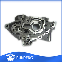 Motorcycles Product Aluminium Die Casting Motor Spare Parts