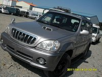 TERRACAN USED CARS FOR SALE