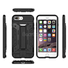 Kickstand card holder bumper cover for iphone 7 plus case