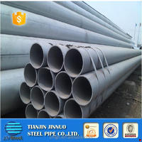 New design half pvc pipe galvanized house building hollow section seamless steel pipe