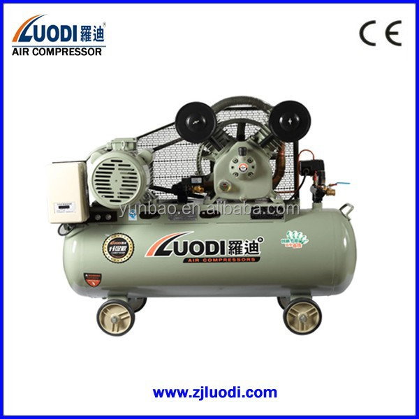 8 bar piston industrial air compressor