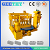 brick press equipment QMY4-30A mobile egg laying block making machine italy