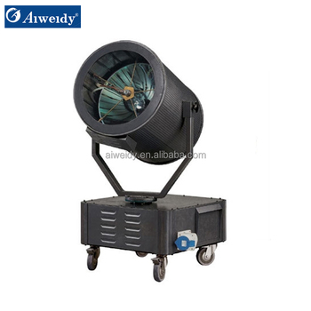 Stage light marine waterproof outdoor cheap led sky rose led searchlight lamp lighting for sale