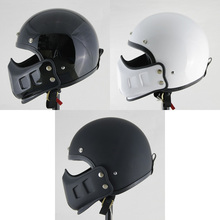 motorcycle helmet for harley full face fiberglass helmet