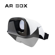 New arrivals 2018 augmented reality function ar cardboard 3d video glasses