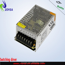 mini size designed 60w led dmx decoder led driver with CE&ROHS Approved