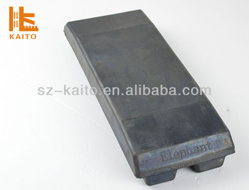 Wirtgen road machinery spare part track pad