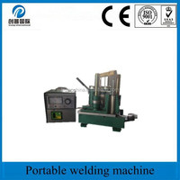 Small light window and door welding machine