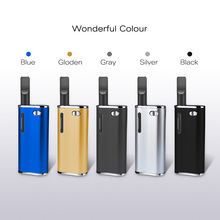 510 thread Variable Voltage smart battery disposable cbd pen vaporizer custom packaging