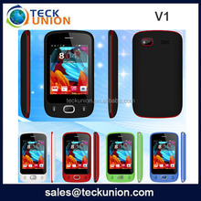 V1 3.5HVGA TP G+F cheap tv mobile phone