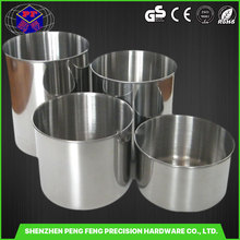 Custom made deep drawing manufacturing, metal deep drawing with powed coating