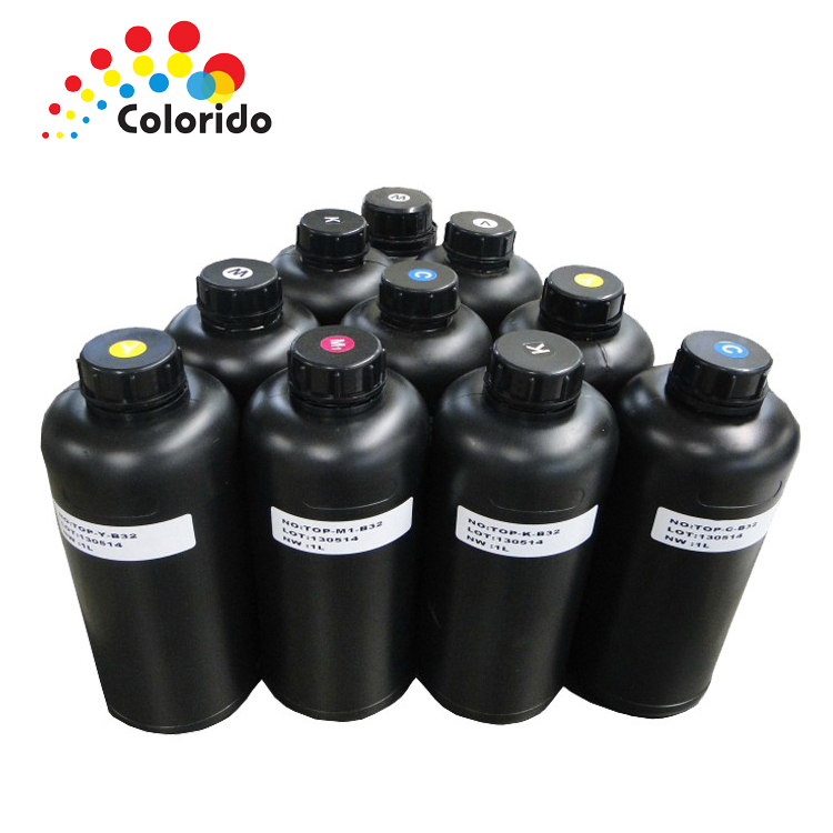 Flatbed printer led uv ink for epson