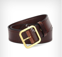 Wholesale Genuine Leather Belt For Men Fashion Personalized Western Leather Belts