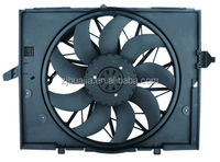 For BMW E60 Auto Electric Motor Radiator Cooling Fan