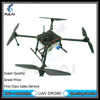 Wholesale 4axis agriculture drone crop battery agriculture sprayer unmanned aerial vehicle