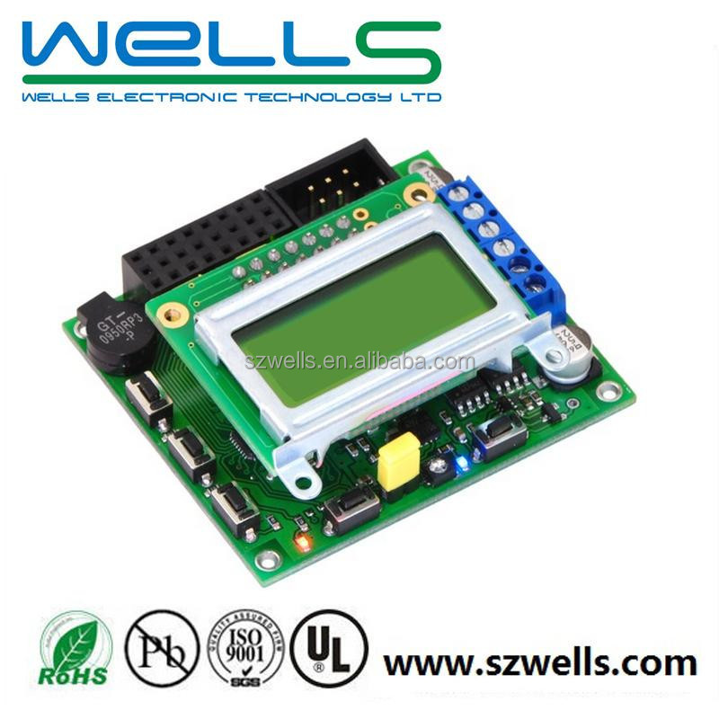 High quality assembly multilayer LCD <strong>PCB</strong>