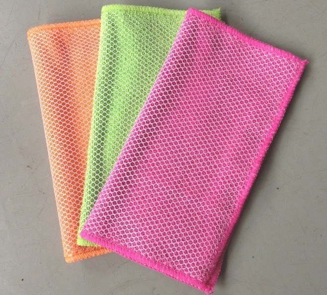2014 New Microfiber Cloth Car Cleaning Towel