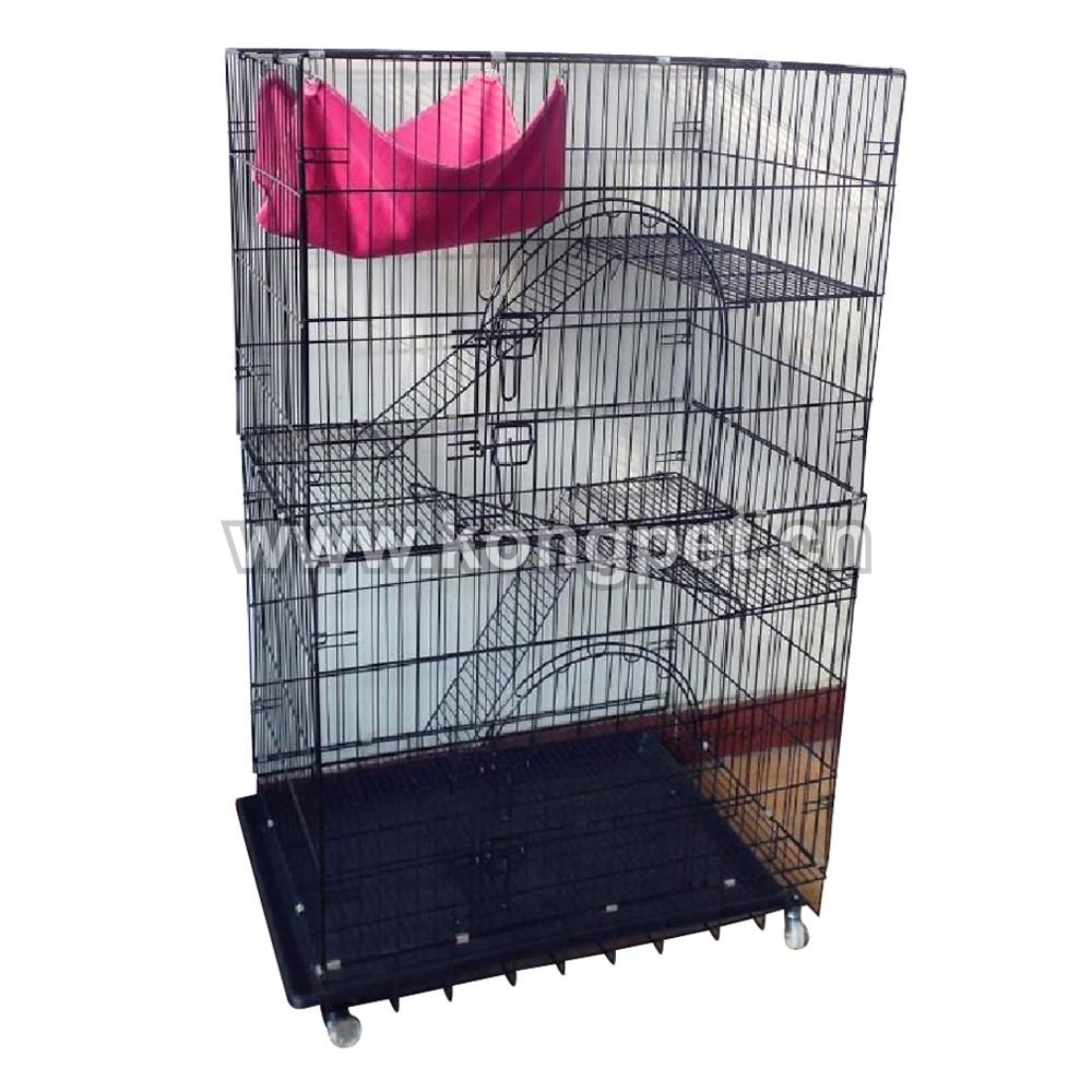 2015 High quality Square Metal Kennels for dogs or cats KE014