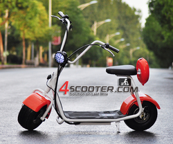 Big fat wheel adult electric scooter adult electric motorcycle