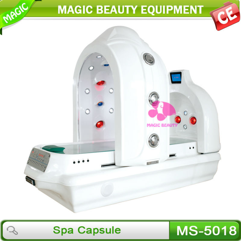 5018 Professional Infrared Ozone Steam Sauna Spa Capsule For Sale