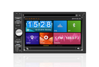 2 Din in-dash Car dvd GPS Support WIFI & 3G STC-8902