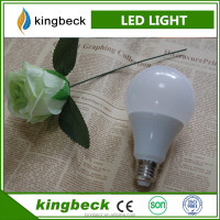 E27 LED bulb 7W aluminum+pc high CRI led bulb light