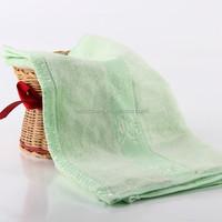100% Cotton Terry Cloth Dobby Jacquard Custom Sports Face Towel
