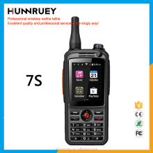 F22 Android Phone With Walkie-Talkie Double Cameras Dual SIM Card Dual Standby Phone 2g 3g Walkie Talkie Zello Ptt 7S