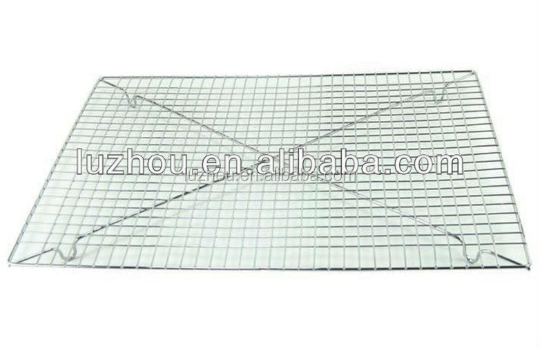 NON STICK Wire Metal Cooling Rack with chrome plate