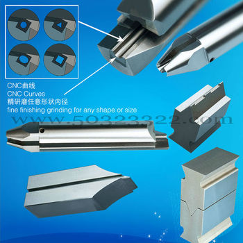 guide rail ,Carbide guide ,High-speed steel rails