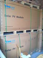 Trina 250w solar power panels for Russia