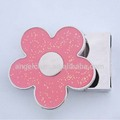 30 MM R-62741-1B Hot sale customized buckles flower shap belt bucklefashion buckle for child kids
