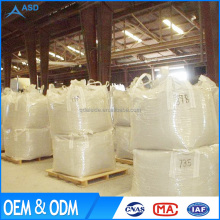 Cheap Wholesales super sack fibc big bag 1 ton jumbo bag for sand, building material, chemical, fertilizer, flour etc