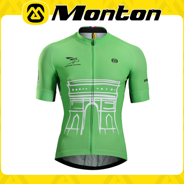 Mens cool&fitness high quality short 2015 Monton team-Bicycle race short sleeve biking jersey/cycling wear/outdoor garment