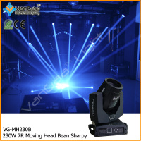 Best seller 230w moving head light platinum beam 7R 230