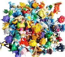 Hot 144 Series Of Mini Pokemon Child Toys Pokemon Figure Toys For Kids