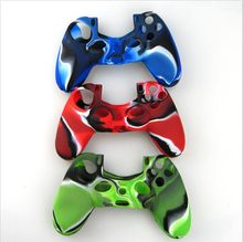 Silicone Controller Skin Protector Cover Case for Sony PlayStation 4 / PS4