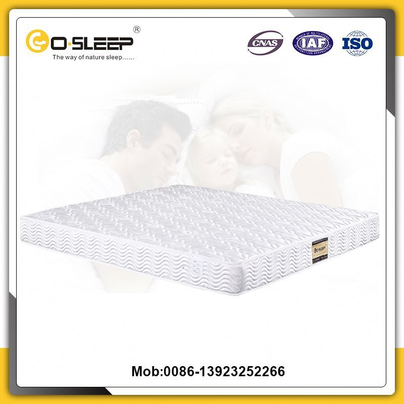 Customized made american standard royal coil spring ripple mattress for home bedroom