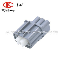 3 way 2.0 series male car connector with cable