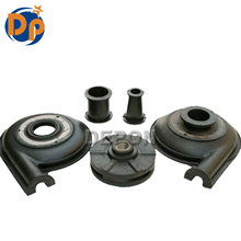 Mud pump replacement rubber piston assembly