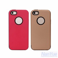 Shockproof&durable combo case, for iphone5/5s unlocked phone cases