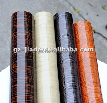 PVC lamination vaccum wrapping membrane for door