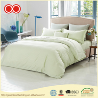 New Style Oeko Certificated 100% Cotton Fabric Premium Hotel Bedding Duvet Cover Set