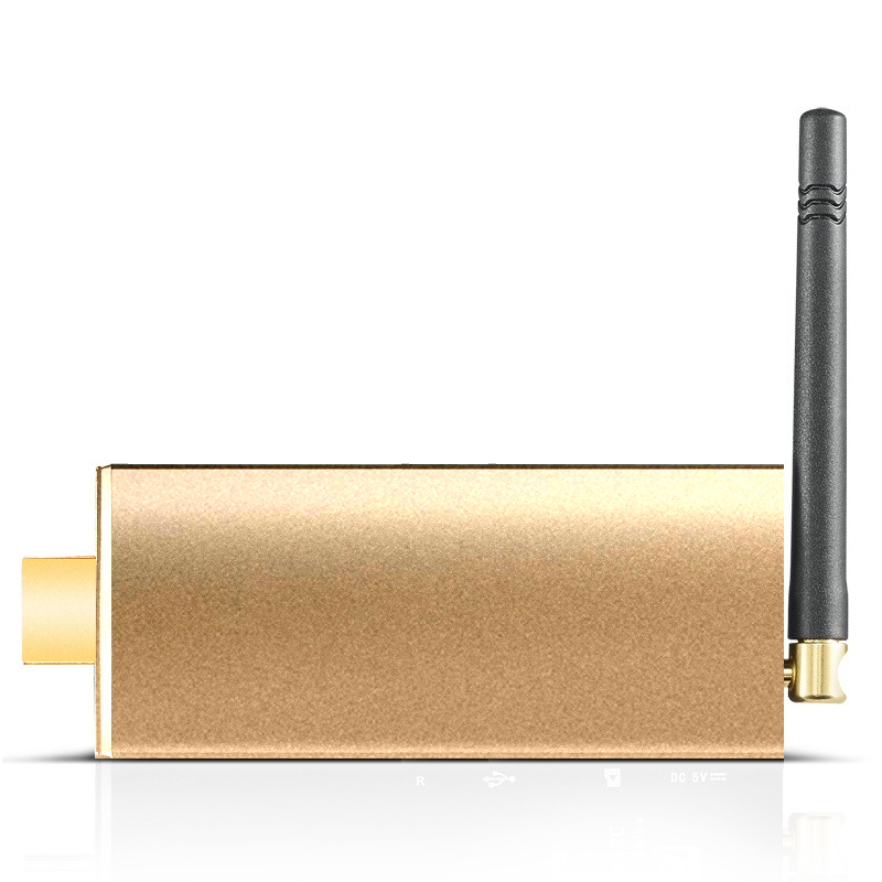 2015 Smart metal housing case Android TV Dongle/ TV Stick High Quality 1GB/8GB Android 4.4 smart mini pc TV Dongle