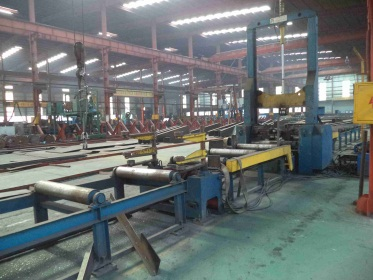 Steel Structure Materials - Assembling